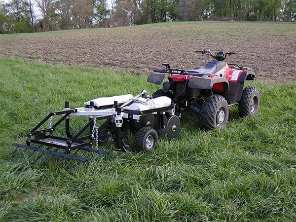 543 Drag Harrow Chisel Plow Till-Ease Model 543