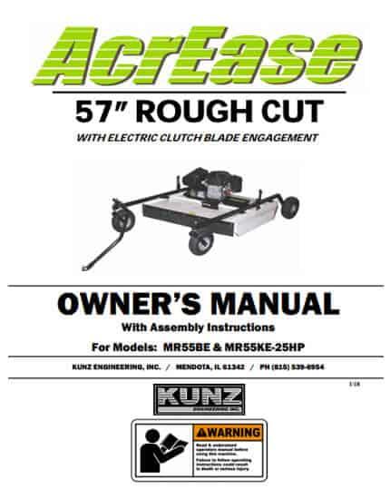 MR55BE MR55KE25 manual 2018